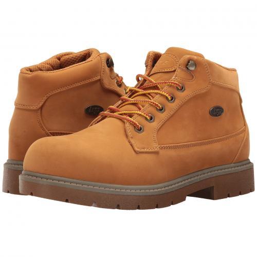 ラグズ マント ミッド ゴールデン メンズ 男性用 靴 メンズ靴 ブーツ 【 LUGZ MANTLE MID GOLDEN WHEAT TAN KHAKI GUM 】