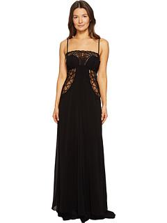 ドレス ワンピース 黒 ブラック レディース 女性用 レディースファッション 【 BLACK LA PERLA SOUTACHE DRESS 】