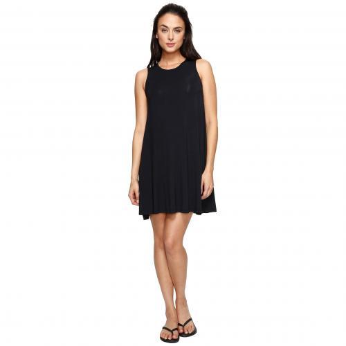 カジュアル ファッション ドレス ワンピース 黒 ブラック レディース 女性用 レディースファッション 【 BLACK AVENTURA CLOTHING CARRICK DRESS 】