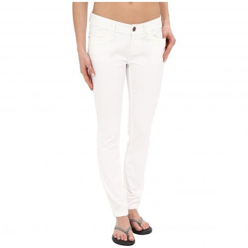 カジュアル ファッション ブレイク 白 ホワイト レディース 女性用 レディースファッション パンツ ボトムス 【 AVENTURA CLOTHING BLAKE SKIMMER WHITE 】