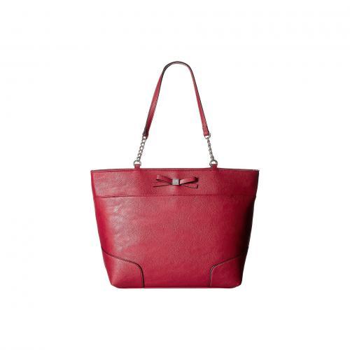 2eca6fa423a8 ナイン ウェスト トート ルビー 赤 レッド レディース 女性用 バッグ トートバッグ ブランド雑貨 小物 レディース