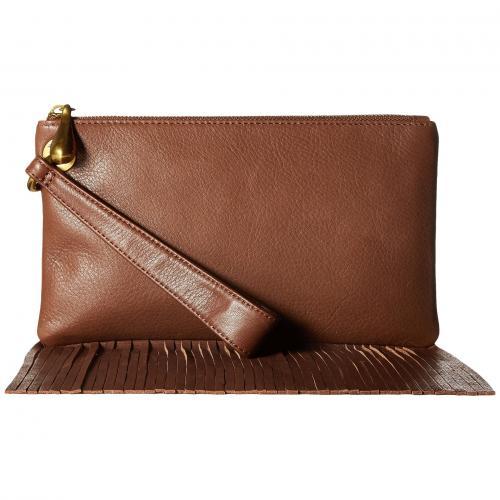 ホーボー ブランデー レディース 女性用 小物 ハンドバッグ バッグ ブランド雑貨 レディースバッグ 【 HOBO FLUTTER BRANDY 】