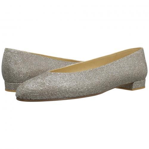 プラチナム ノワール レディース 女性用 靴 レディース靴 カジュアルシューズ 【 PLATINUM STUART WEITZMAN CHICFLAT NOIR 】