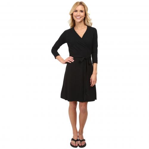 フィグ カジュアル ファッション アモ ドレス ワンピース 黒 ブラック レディース 女性用 レディースファッション 【 BLACK FIG CLOTHING AMO DRESS 】