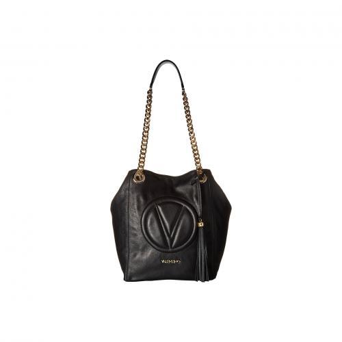 バッグ マリオ 黒 ブラック レディース 女性用 レディースバッグ 小物 ブランド雑貨 ハンドバッグ 【 BLACK VALENTINO BAGS BY MARIO BONA 】