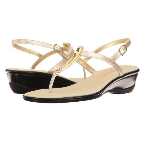 バレンシア プラチナム レザー レディース 女性用 レディース靴 靴 ミュール 【 PLATINUM ONEX VALENCIA LEATHER 】