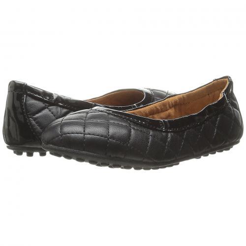 【エントリーで全商品ポイント10倍1/9 20:00-1/16 01:59迄】黒 ブラック 子供用 リトルキッズ キッズ ベビー マタニティ 靴 【 BLACK UMI KIDS CLEA TODDLER 】