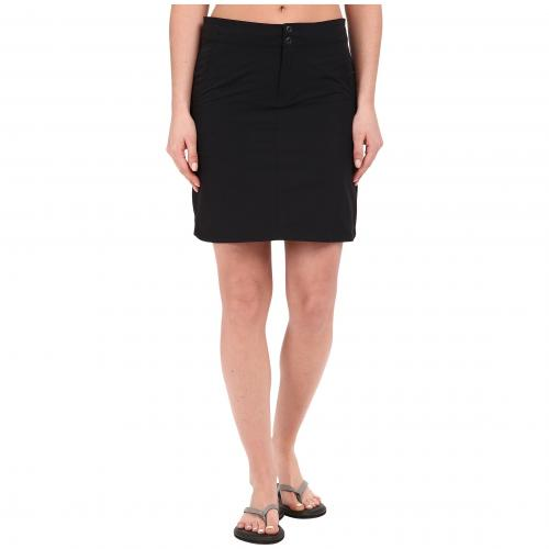 マウンテン ハードウェア スカート 黒 ブラック YUMA レディース 女性用 レディースファッション ボトムス 【 BLACK MOUNTAIN HARDWEAR SKIRT 】