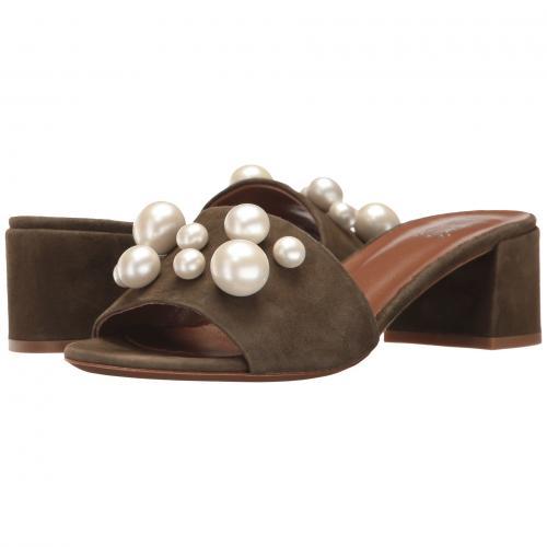 白 ホワイト マウンテン オリーブ スエード スウェード レディース 女性用 靴 ミュール レディース靴 【 OLIVE SUMMIT BY WHITE MOUNTAIN ARIELLA SUEDE 】