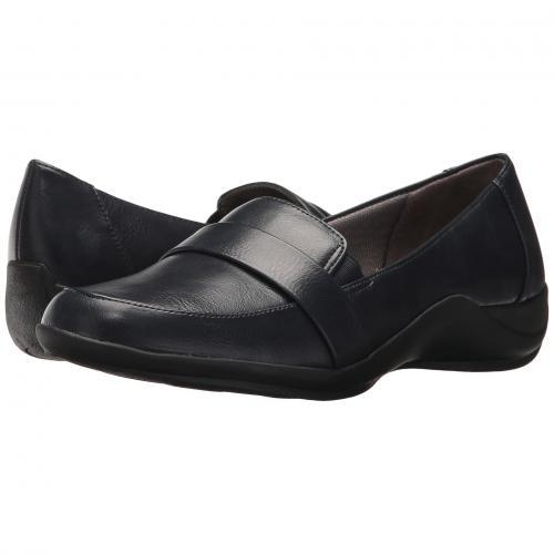 紺 ネイビー レディース 女性用 靴 カジュアルシューズ レディース靴 【 NAVY LIFESTRIDE MAKOS INKY 】
