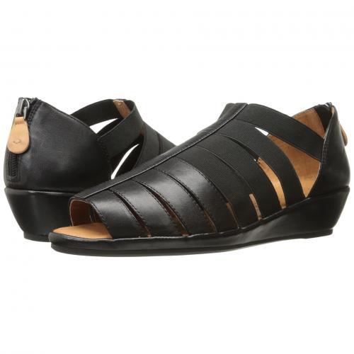 ジェントル 黒 ブラック レディース 女性用 ミュール 靴 レディース靴 【 BLACK GENTLE SOULS LANA 】