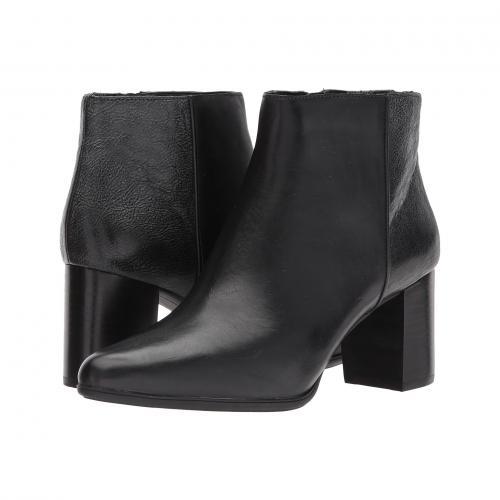 トータル モーション 黒 ブラック レディース 女性用 靴 ブーティ レディース靴 【 BLACK ROCKPORT TOTAL MOTION LYNIX BOOTIE 】