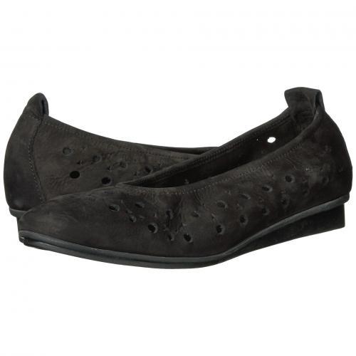 ノワール ヌバック レディース 女性用 レディース靴 カジュアルシューズ 靴 【 ARCHE NITYA NOIR NUBUCK 】
