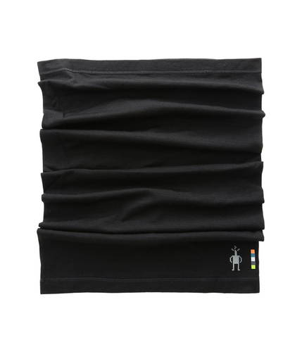 メリノ ネック 黒 ブラック レディース 女性用 バッグ マフラー 【 BLACK SMARTWOOL MERINO 150 NECK GAITER 】
