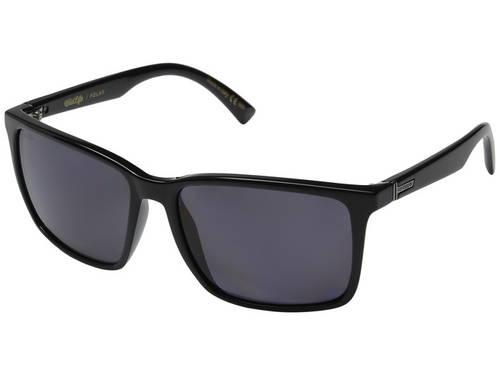 黒 ブラック GRAY灰色 グレイ メンズ 男性用 小物 眼鏡 【 BLACK GREY VONZIPPER LESMORE POLARIZED GLOSS VINTAGE WILDLIFE 】