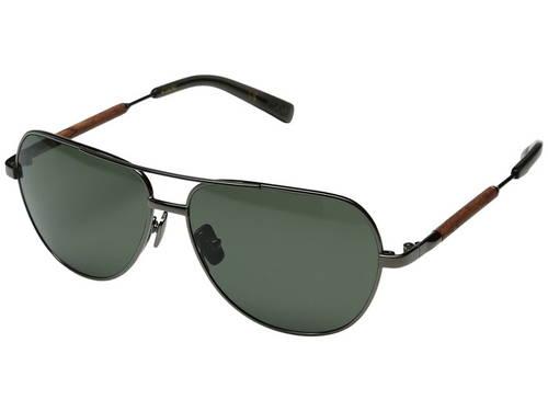 黒 ブラック クロム チタン メンズ 男性用 サングラス 眼鏡 【 BLACK SHWOOD REDMOND CHROME TITANIUM MAHOGANY G15 POLARIZED 】