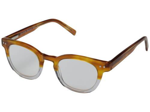 レディース 女性用 眼鏡 ブランド雑貨 【 EYEBOBS WAYLAID AMBER CRYSTAL 】