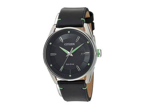 ウォッチ 時計 ドライブ 黒 ブラック メンズ 男性用 腕時計 メンズ腕時計 【 BLACK CITIZEN WATCHES BM698008E DRIVE 】
