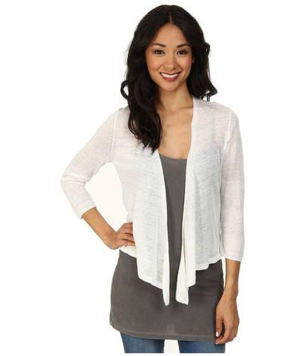 ペーパー 白 ホワイト NIC+ZOE レディース 女性用 レディースファッション セーター 【 4WAY CARDY PAPER WHITE 】