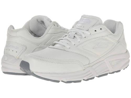 ブルックス ウォーカー 白 ホワイト ADDICTION メンズ 男性用 メンズ靴 【 BROOKS WALKER WHITE 】