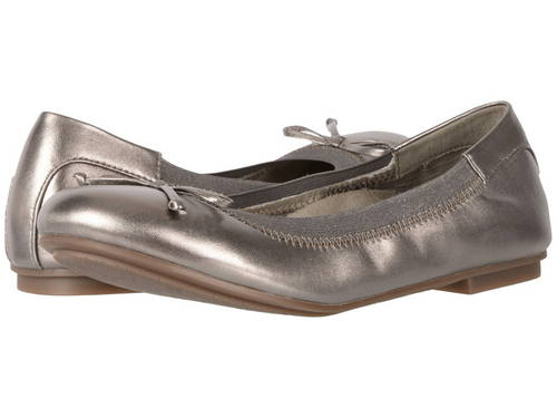 スパーク レディース 女性用 バレエシューズ 靴 【 VIONIC SPARK MATIRA PEWTER 】