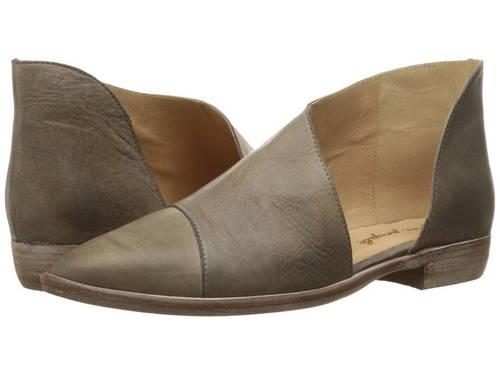 フリー ピープル ロワイヤル フラット GRAY灰色 グレイ レディース 女性用 靴 バレエシューズ 【 FREE GREY PEOPLE ROYALE FLAT 】