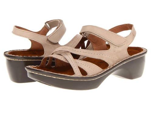 パリ リネン レザー レディース 女性用 レディース靴 【 NAOT PARIS LINEN LEATHER 】