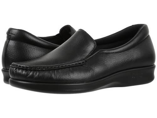 ツイン 黒 ブラック レディース 女性用 レディース靴 靴 【 BLACK SAS TWIN 】