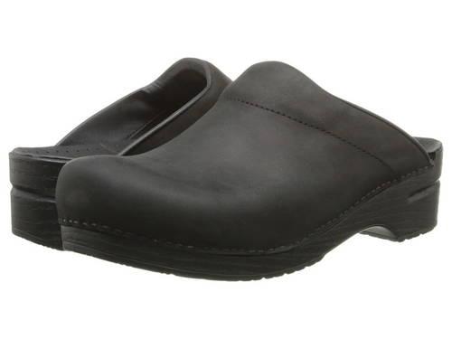 カール 黒 ブラック メンズ 男性用 メンズ靴 サンダル 【 BLACK DANSKO KARL OILED 】