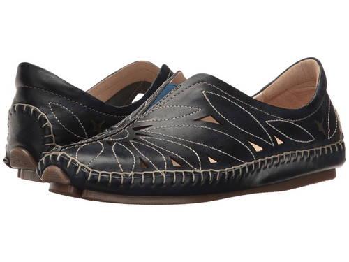 カジュアル ファッション レディース靴 ローファー 【 PIKOLINOS JEREZ 5787399 BLUE 】