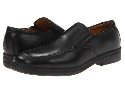 黒 ブラック 子供用 ビッグキッズ ベビー フォーマル靴 【 BLACK GEOX KIDS JR FEDERICO 2 】