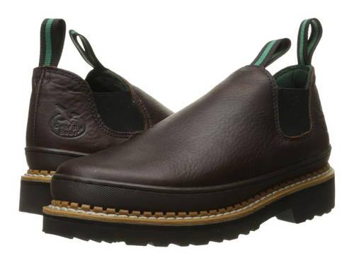 ジョージア ブーツ ジャイアント ロミオ 茶 ブラウン レディース 女性用 メンズ靴 【 GEORGIA BOOT GR262 GIANT ROMEO BROWN 】