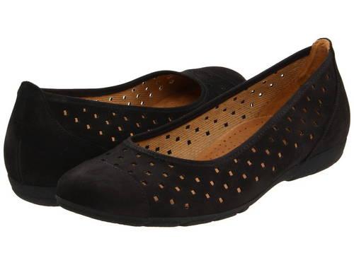 黒 ブラック 44.169 レディース 女性用 レディース靴 靴 【 BLACK GABOR 】