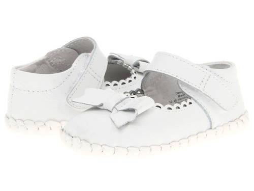 ベティ オリジナル 白 ホワイト ベビー 赤ちゃん用 靴 ファッション 【 PEDIPED BETTY ORIGINAL INFANT WHITE 】