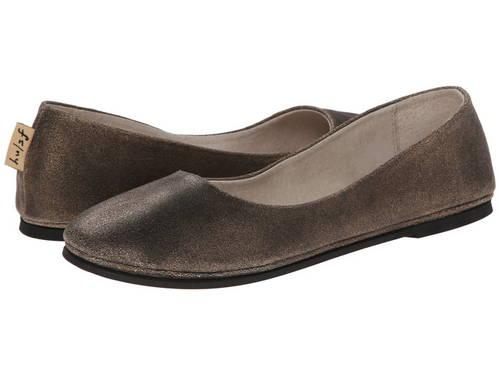 フレンチ ソール 銅 ブロンズ メタリック スエード スウェード レディース 女性用 靴 【 FRENCH SOLE SLOOP BRONZE METALLIC SUEDE 】