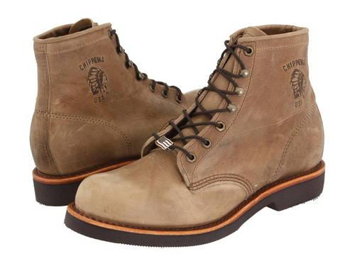 アメリカン タン ロデオ ブーツ レディース 女性用 靴 メンズ靴 【 CHIPPEWA AMERICAN HANDCRAFTED GQ TAN RODEO BOOT 】