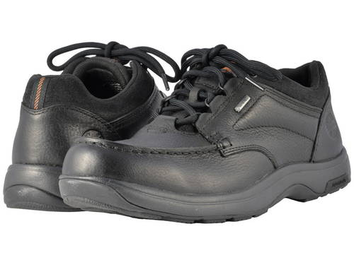 ロー 黒 ブラック メンズ 男性用 靴 【 BLACK DUNHAM EXETER LOW 】