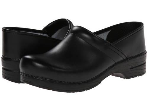 プロ ボックス レザー 黒 ブラック MEN'S メンズ 男性用 メンズ靴 【 BLACK DANSKO PROFESSIONAL BOX LEATHER 】
