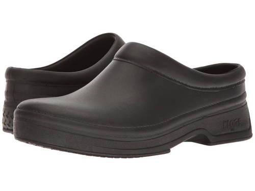 シューズ 黒 ブラック メンズ 男性用 サンダル 靴 【 BLACK KLOGS FOOTWEAR ZEST 】