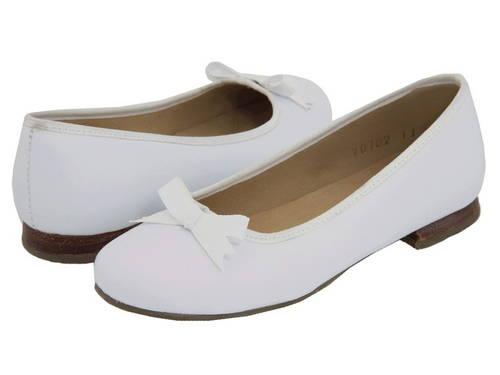 パリ フラット 白 ホワイト 子供用 ビッグキッズ 靴 キッズ 【 ELEPHANTITO PARIS FLAT TODDLER WHITE 】