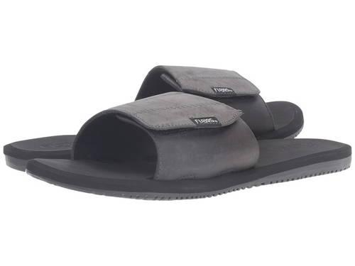 デューク 黒 ブラック メンズ 男性用 サンダル 靴 【 BLACK FLOJOS DUKE 】