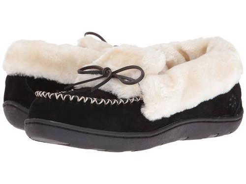 黒 ブラック レディース 女性用 靴 【 BLACK TEMPURPEDIC LAURIN 】