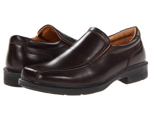 ディア ダーク 茶 ブラウン メンズ 男性用 ローファー メンズ靴 【 DEER STAGS GREENPOINT DARK BROWN 】