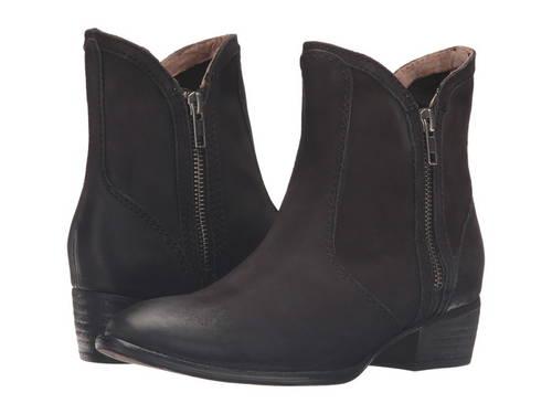 ラッキー ペニー 黒 ブラック ヌバック レディース 女性用 靴 【 BLACK SEYCHELLES LUCKY PENNY NUBUCK 】
