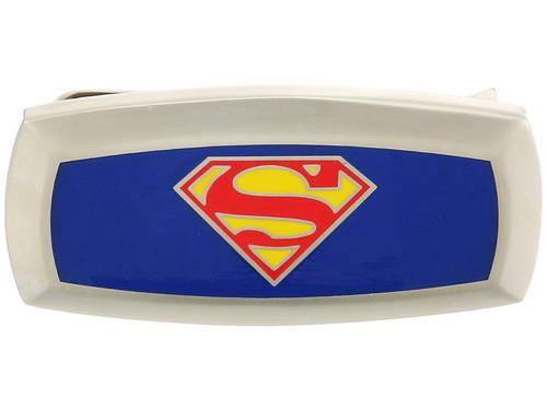 カフス インク. スーパーマン クッション マネー クリップ 青 ブルー INC. メンズ 男性用 ブランド雑貨 小物 【 BLUE CUFFLINKS SUPERMAN CUSHION MONEY CLIP 】