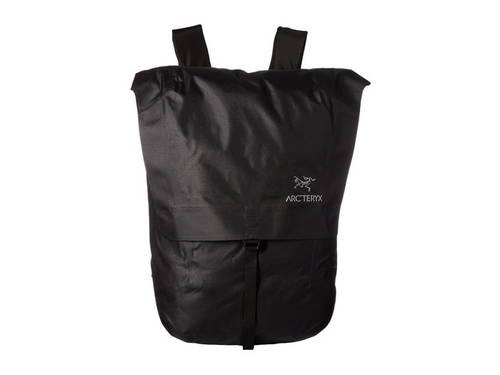 デイパック 黒 ブラック ARC'TERYX レディース 女性用 バックパック メンズバッグ 【 BLACK GRANVILLE DAYPACK 】