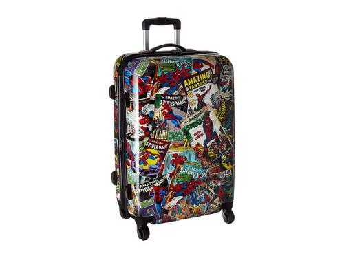 """ヘイズアメリカ heys america アダルト マーベル 26"""" marvel spiderman adult spinner ブランド雑貨 バッグ 小物 スーツケース"""
