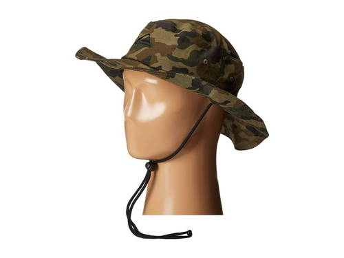 クイックシルバ ブッシュマスター ハット カモ メンズ 男性用 メンズ帽子 帽子 【 QUIKSILVER BUSHMASTER HAT CAMO 】