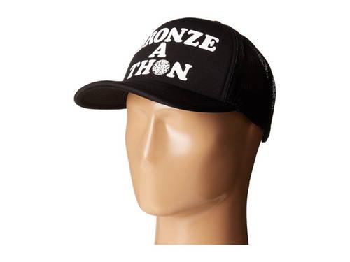 リップ カール ワード アップ トラッカー ハット 黒 ブラック メンズ 男性用 キャップ 帽子 【 BLACK RIP CURL WORD UP TRUCKER HAT 】