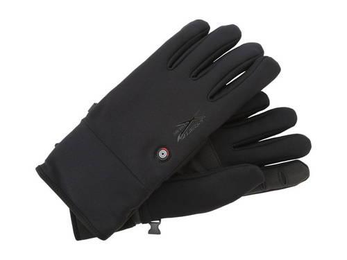 ヒート グローブ グラブ 手袋 黒 ブラック TOUCH XTREME メンズ 男性用 アームウォーマー メンズ手袋 【 BLACK SEIRUS HEAT GLOVE 】